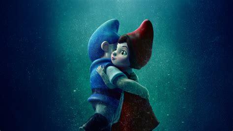 Gnome Animated Wallpaper - wallpaper gnomeo and juliet sherlock gnomes 4k