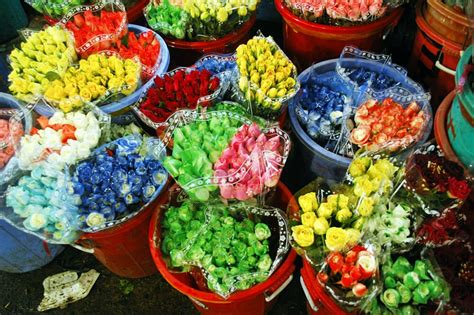 Vietnamese Flower Markets In Ho Chi Minh City I Tour