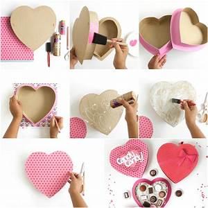 Cadeau St Valentin A Faire Soi Meme Interesting Des Ides