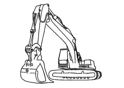 rock loader excavator coloring pages rock loader excavator coloring pages color nimbus