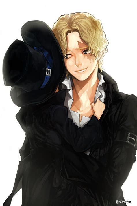 sabo  piece zerochan anime image board