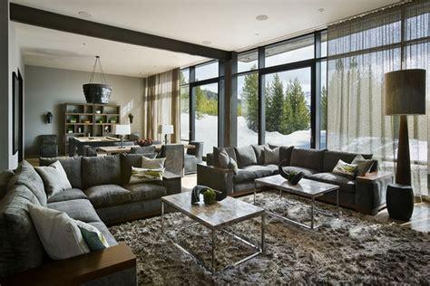 einrichtungsideen wohnzimmer welcher stil passt zu ihrem