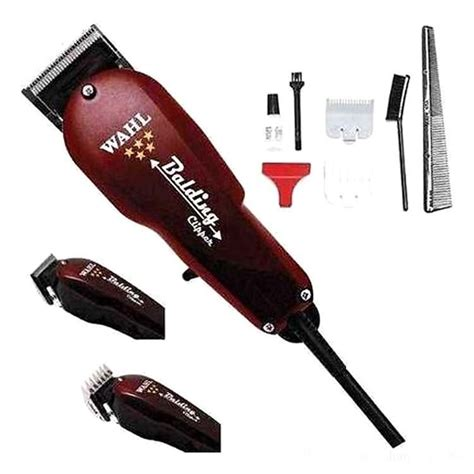released wahl balding clipper professional star series