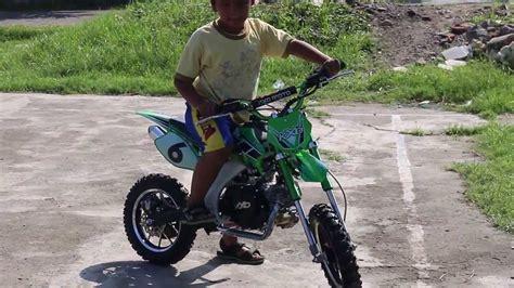 Motor Minti by Motor Mini Trail Kxd 4 Tak 082131404044 Rp 8 000 000