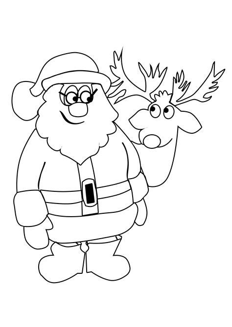 ausmalbilder weihnachten kostenlos ausdrucken mit