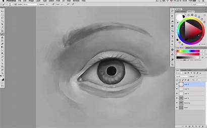 Eyes Realistic Paint Paintable Cc Eye Painting