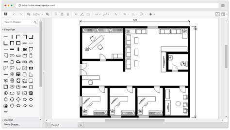Designing A Floor Plan by Office Floor Plan Exles