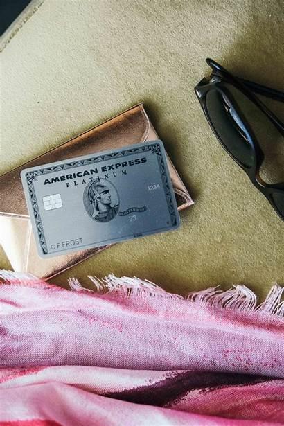 Express Card Platinum American Fall