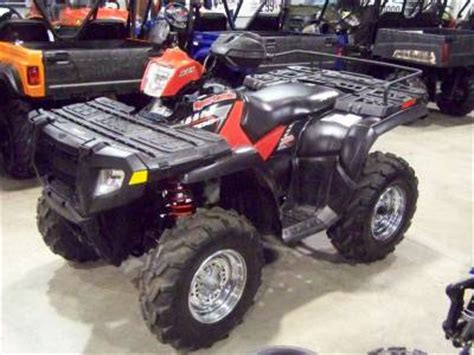 polaris sportsman  twin efi  sale  atv