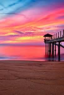 Beautiful Beach Sunset Photography
