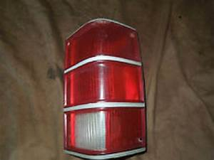 1989 Jeep Comanche Tail Light