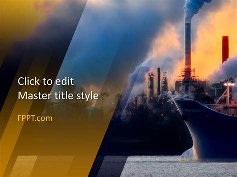 industry powerpoint template design  powerpoint