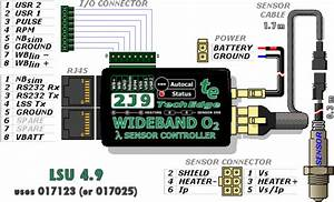 Wideband Wbo2 2j9 Technical Information  Tech Edge