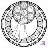 Tiana Akili Mandala Coloriage Coloringhome Grenouille Moana Prinzessin Adults sketch template