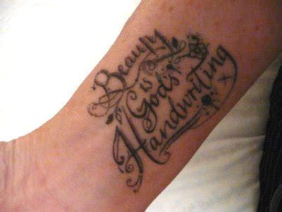 good tattoo quotes  hand