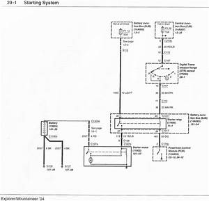 04 Explorer Wiring Diagram