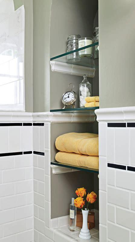 Storage Ideas For A Small Bathroom by Storage Ideas For Small Bathrooms Traditional Home