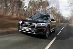 Essai Audi Q5 : essai vid o audi q5 2017 le changement dans la continuit ~ Maxctalentgroup.com Avis de Voitures