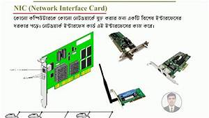 03 Networking-what Is Network Interface Card