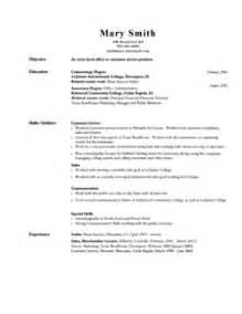 well written resumes exle of a well written resume resume exles 2017 exle of a well written resume resume