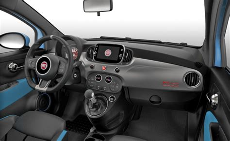Fiat 500 Sport Interni by Listino Fiat 500 Prezzo Scheda Tecnica Consumi Foto