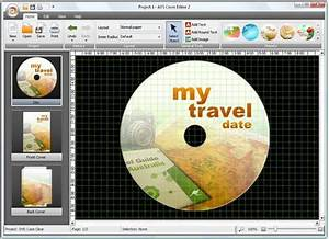 Free dvd cover maker for Disc cover maker