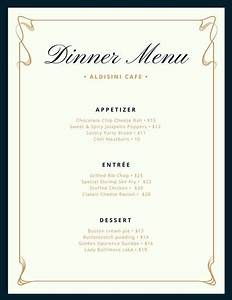 fancy italian menu borders wwwpixsharkcom images With fancy restaurant menu template