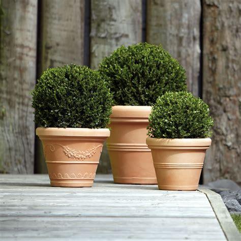 vasi giardino terracotta vaso classico finto terracotta cotto argilla doppiobordo