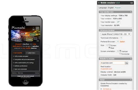 mobile device emulator mobile nesma hussien
