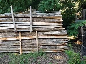 Piquet De Cloture Bois Acacia : piquets bois les bois de la montagne noire ~ Dailycaller-alerts.com Idées de Décoration
