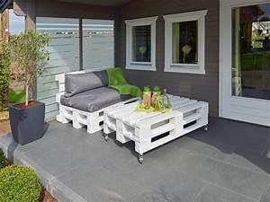 Gartenmöbel Aus Paletten Bauen : alles paletti genial einfach kreative gartenm bel aus ~ Michelbontemps.com Haus und Dekorationen
