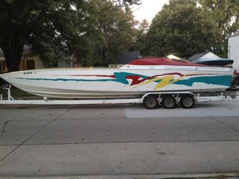 Cigarette Boats For Sale In Michigan by Cigarette Racing Boats For Sale 6 Boats