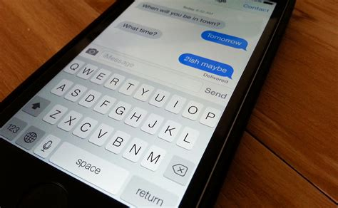 iphone 5s messages 5 ways to fix iphone 5s imessage issues after ios 8 4