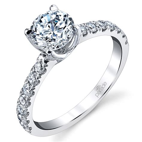 Parade New Classic 14 Karat Diamond Engagement Ring R3812. Celebrity Man Engagement Rings. Thick Copper Rings. Side Stone Engagement Rings. Baguette Diamond Rings. Gold Indian Engagement Rings. Semi Precious Stone Engagement Rings. Art Master Rings. Stunning Silver Wedding Rings
