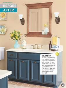 Paint bathroom vanity craft ideas pinterest grey for Dark paint colors for bathroom vanity