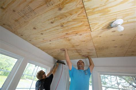 how to decorate a small bathroom how to install a reclaimed wood ceiling treatment how