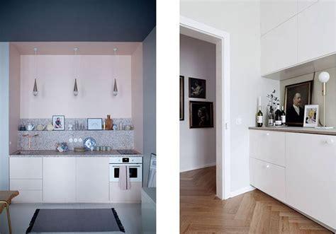 amenager cuisine amenager une cuisine en longueur maison design bahbe com