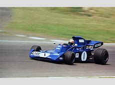 Jackie Stewart Great Britain 1972 by F1history on