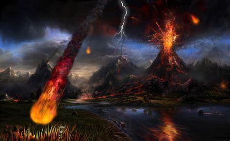 A Animation Wallpaper - volcano animated wallpaper desktopanimated