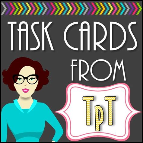 task card resources   tpt httpswww
