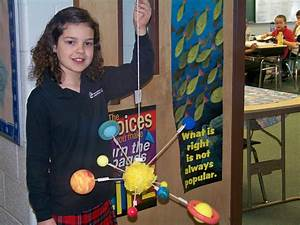 Solar System Projects for 3rd Graders - Pics about space