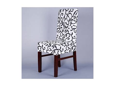 housse de chaise conforama housse de chaise de salle à manger couverture amovible