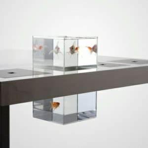Aquarium Als Raumteiler : einrichten mit farben braune m bel und w nde f r ~ Michelbontemps.com Haus und Dekorationen