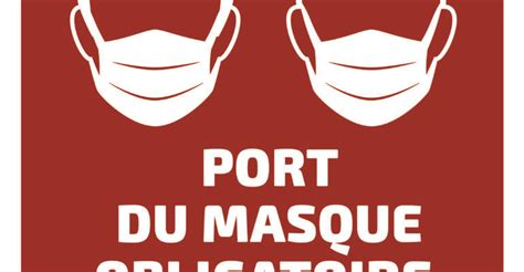 Pour les personnes porteuses d'un handicap qui ne leur permet pas le port d'un masque ou d'un écran facial. Saint-Paul : port du masque obligatoire | Vis ma ville Saint-Paul
