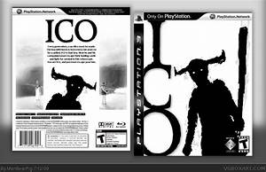 ICO PlayStation 3 Box Art Cover by ManBearPig
