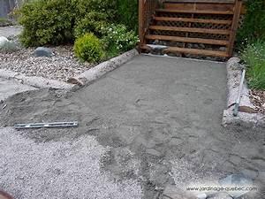 incroyable faire une allee de jardin avec des dalles 5 With faire une allee de jardin en gravier