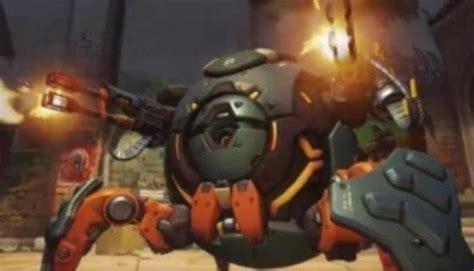 overwatch hero  revealed hammond  wrecking ball