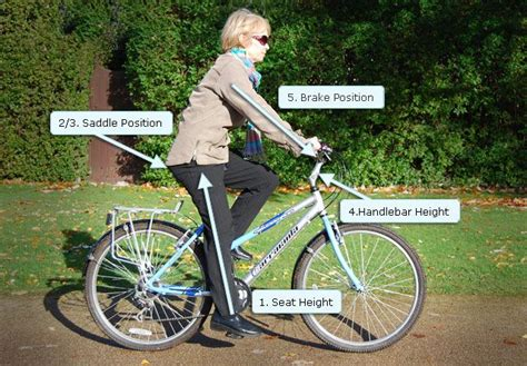 Proper Bike Riding Position