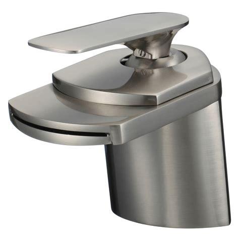 one hole sink faucet 6 quot modern bathroom sink faucet single hole handle