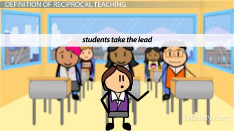 reciprocal teaching strategies definition examples